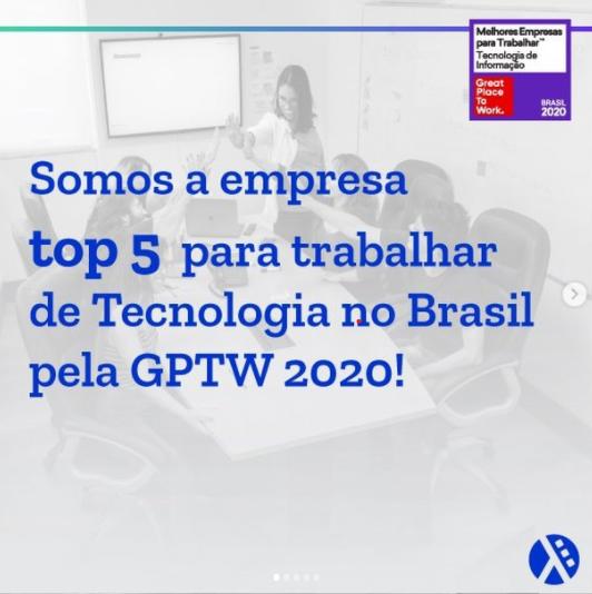 GPTW: Lambda3 está entre as melhores empresas do Brasil