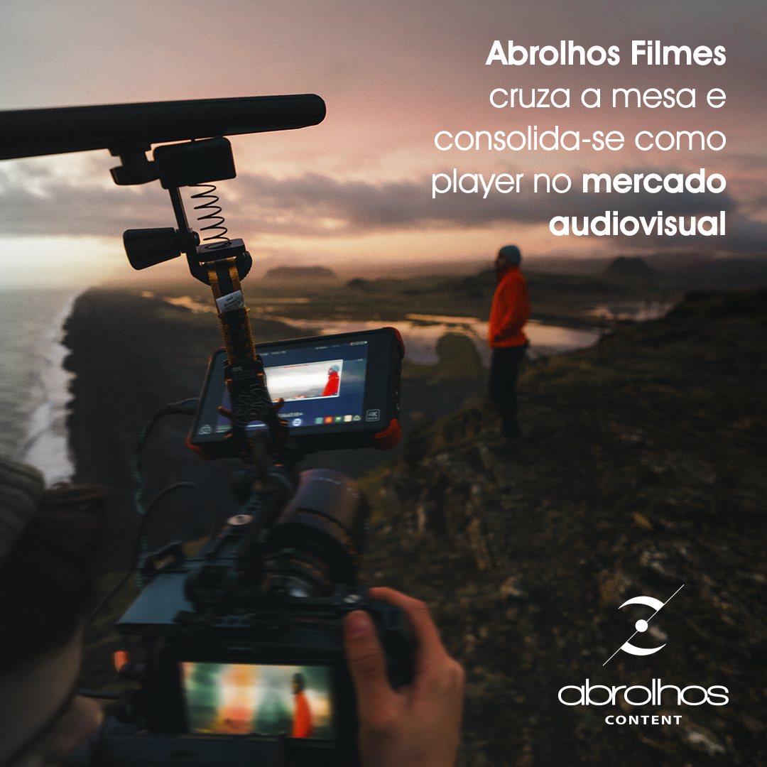 Abrolhos Filmes cruza mesa e consolida-se como player no mercado audiovisual