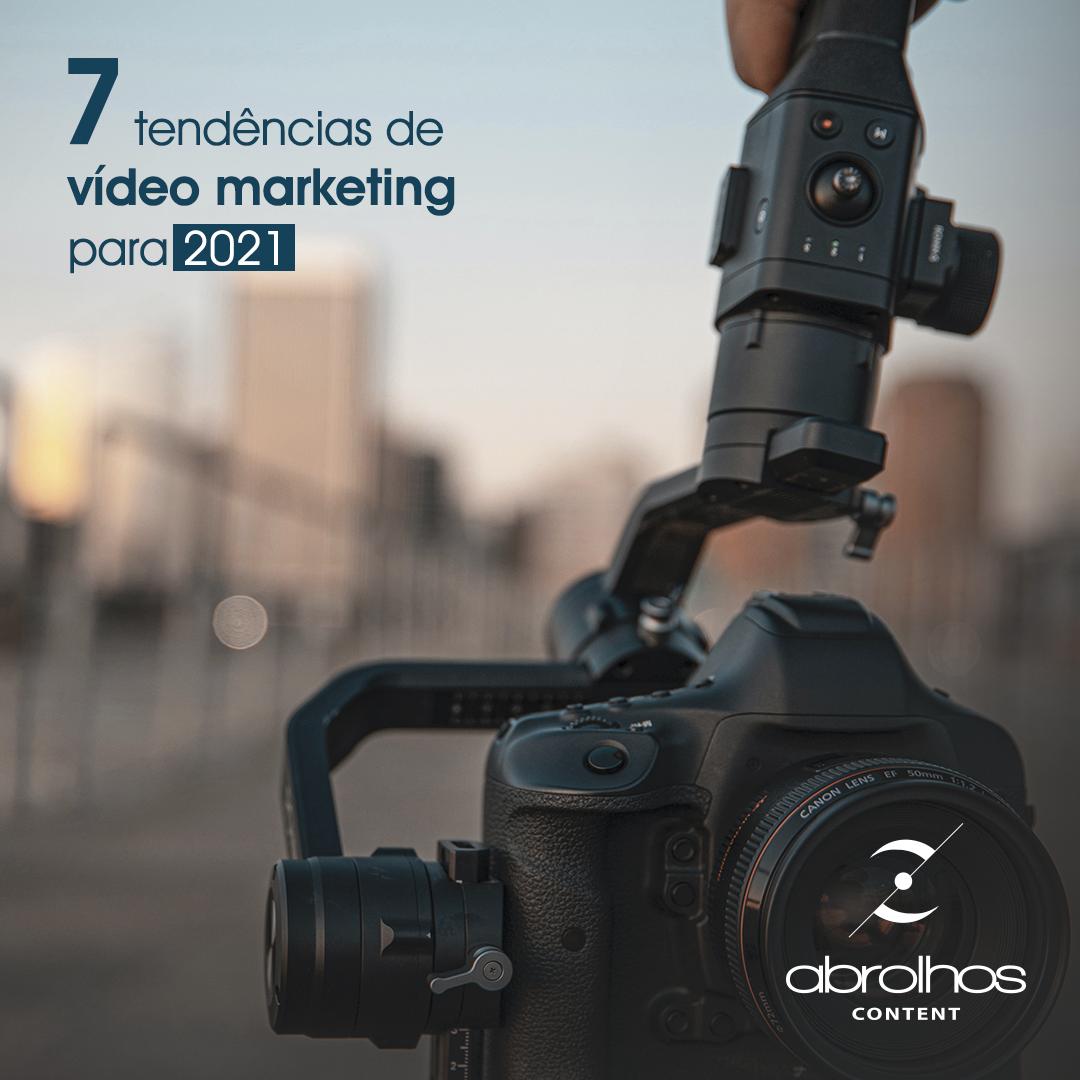 7 tendências de video content para 2021